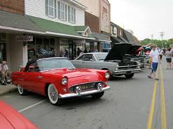 Madison & Stoneville Cruise-Ins