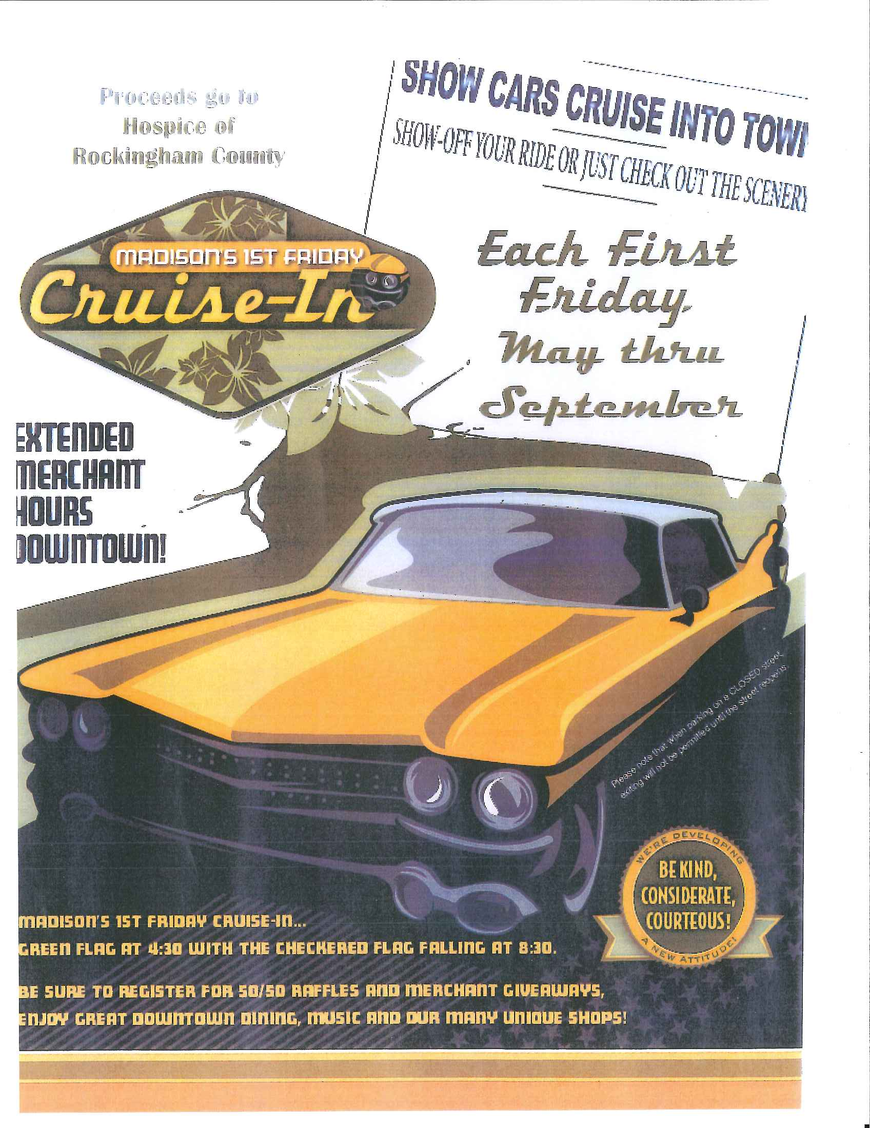 Madison Cruise In 2017