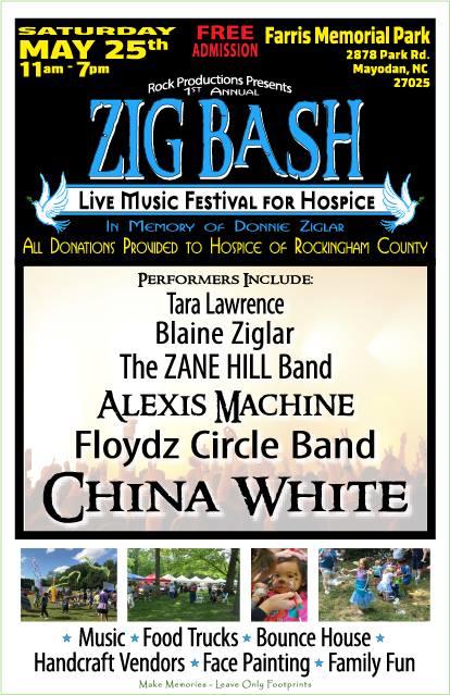Zig Bash @ Farris Memorial Park