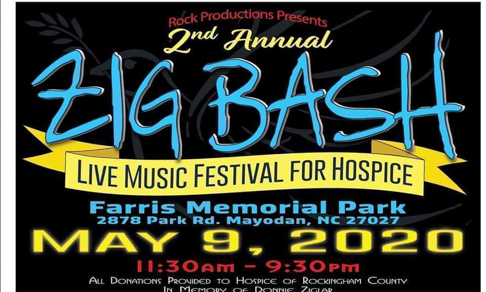2nd Annual Zig Bash - POSTPONED!