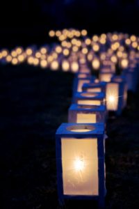 27th Annual LifeLight Display @ Hospice of Rockingham County
