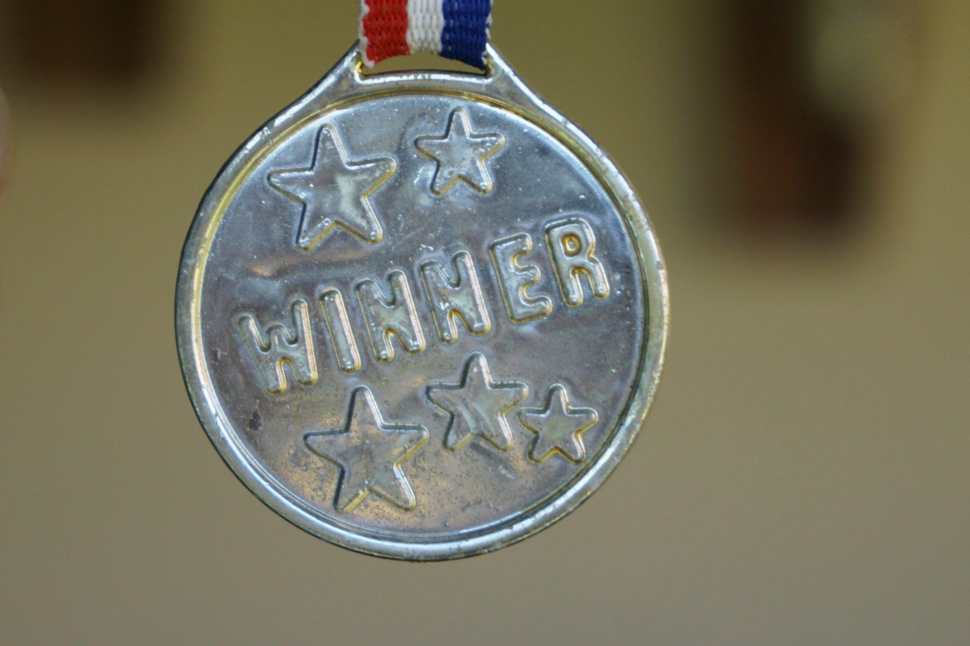 HRC Volunteer Wins Award